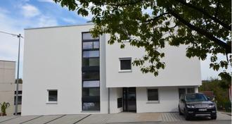 Waiblingen - Hegnach · Wohn- und Ärztehaus Haldenäcker