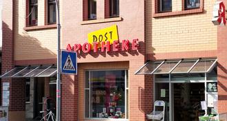 Schorndorf · Ärztehaus Post-Apotheke