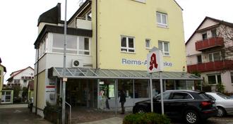 Remshalden · Gesundheitszentrum Rems-Apotheke