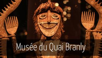 Paris mit Kindern Musee du Quai Branly