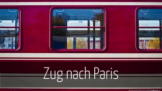 Zug Paris