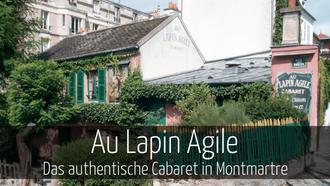 Cabret Montmartre Paris Geheimtipp