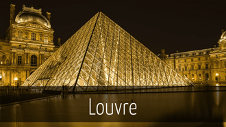 Sehenswürdigkeiten Paris Louvre