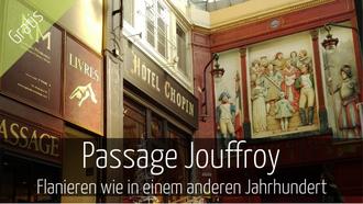 Passage Geheimtipps Paris