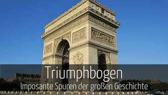 Sehenswürdigkeiten Paris Triumphbogen Arc de Triomphe