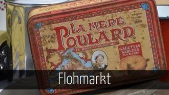 Flohmarkt Paris