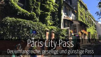 Paris City Pass