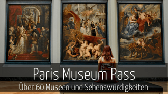 Paris Museum Pass