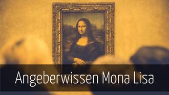 Mona Lisa Louvre