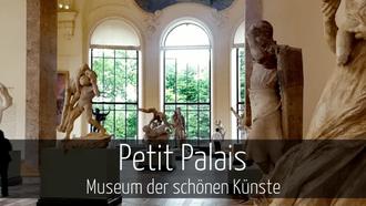 Museum Petit Palais Paris Gratis