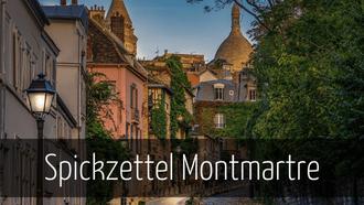 Montmartre Rundgang