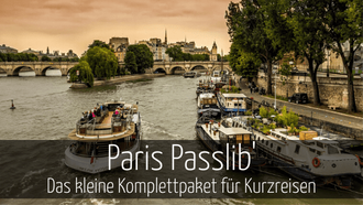 Für Touristen: Citypass Paris