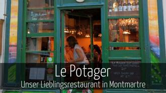 Restaurant Paris Montmartre