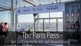 Für Touristen: Paris Pass