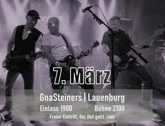 SKYTAP live im GnaSteiners Lauenburg