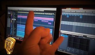 Skytap Studio recording