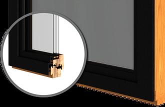 Holz Aluminium Fenster