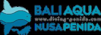 Logo du centre de plongée Bali Aqua à Nusa Penida