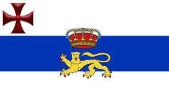 Flag of the Protectorate Principality of Aquitania ©