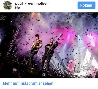 Paul Krömmelbein, Nico Weimer