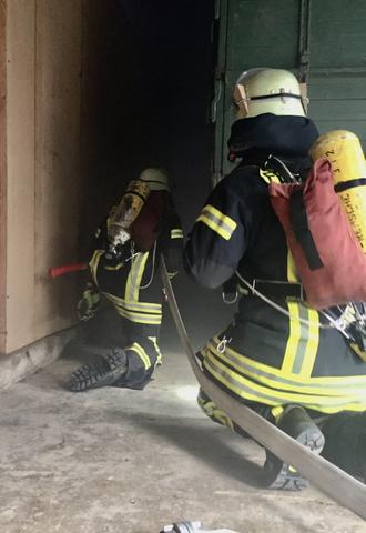 Atemschutz Feuerwehr Lüdorf