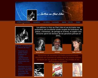 Newsletter n°1 - Voeux 2010