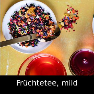 Früchtetee mild