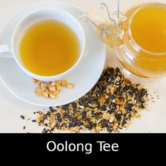 Halbfermentierter Tee