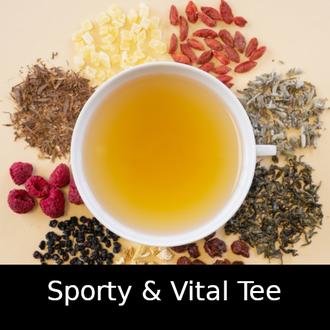 Sporty & Vital Tee