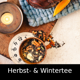 Schwarztee Herbst-Winter
