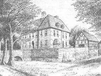 Kingshurst Hall c1940