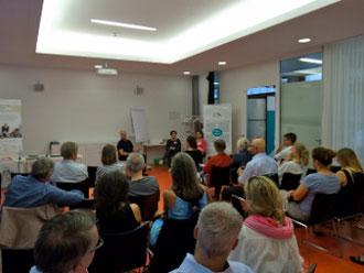 Interview Jürgen Brandt mit Yvonne Graff und Susanne Krumbacher