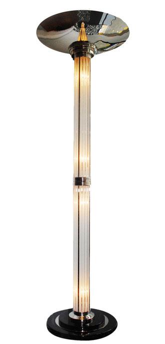 Floor lamp, Art Déco Wiesbaden Regine Schmitz-Avila