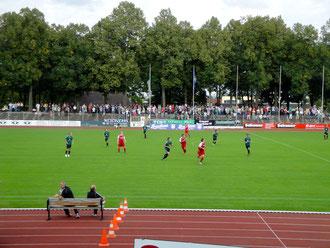 FC 05 Schweinfurt : TSV 1860 Rosenheim