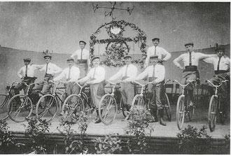 """1929  25-Jahresfeier des Vereins """"Solidarität"""" Foto: Stadtarchiv"""