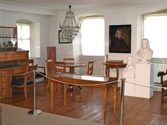 Das Friedrich-Rückert-Zimmer