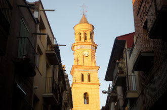 Maella´s clock tower