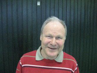 Günter Donath, Vorsitzender des Wolfsburger Tischtennis-Stadtfachverbandes
