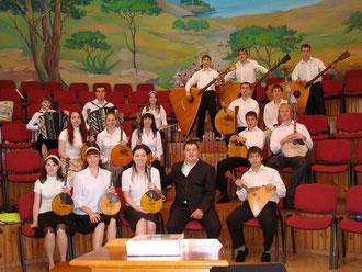 Die Musiker aus der Ukraine