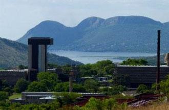 Atomanlæg i Pelindaba, Sydafrika
