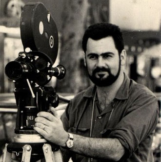 Den dræbte svensk-argentinske kameramand Leonardo Henrichsen