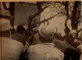 Palæstinensere fra Sorte September, Amman 1970