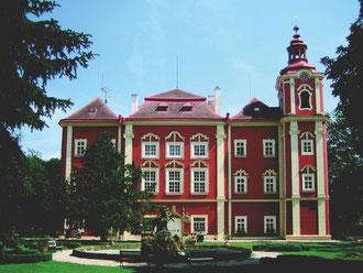 Schloss Dětenice