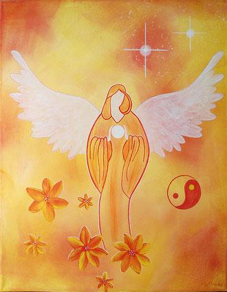 Mein Seelenbild (Malerei von Doris Starke)