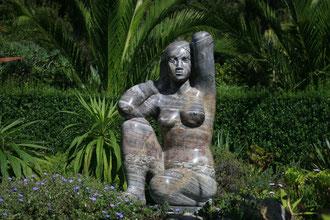 Treso Abbey Garden