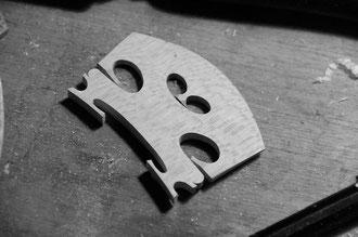 Fabrication Réglages Violons Altos Violoncelles