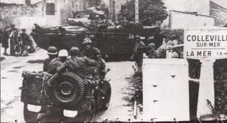 Colleville-sur-Mer 1944