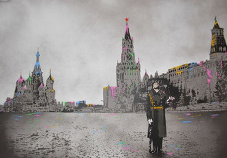Nick Walker The Morning After - Moscow