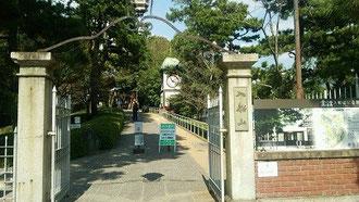 入船山記念館は呉鎮守府司令長官官舎跡(広島県呉市)