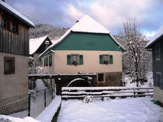 Moulin à huilre de Storckensohn proche du Gîte de la Cascade